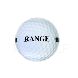 1-Piece Range Ball