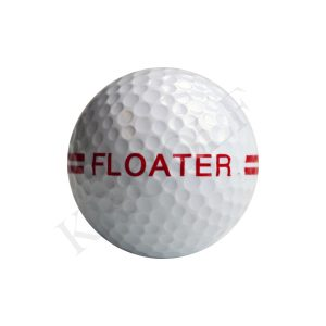 Floater golf balls