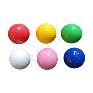 Miniature Low Bounce Golf ball
