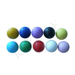 Matte Low Bounce Mini Golf ball
