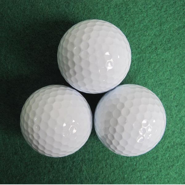 2-Piece driving range golf balls, 4-P tournament golf balls to Austrlia