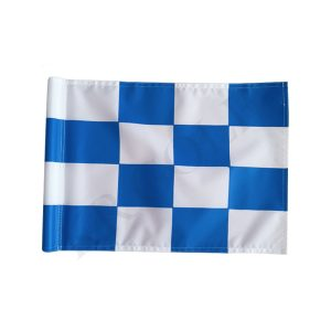 Checkered Golf Flags