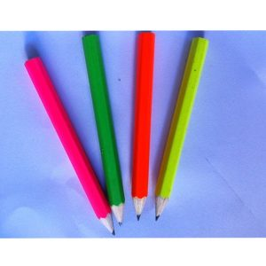 Blacklight Golf Pencil
