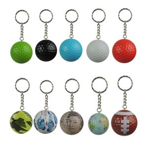 Key Chain Golf Ball