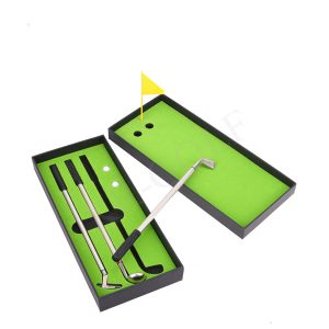 golf gift pen box