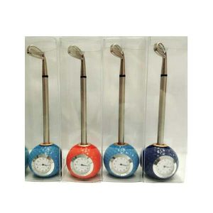 golf ball gift with pen set