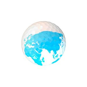 Earth Golf Ball