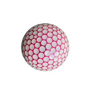 White Dimple golf ball