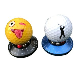 Golf Relax ball(metal base)
