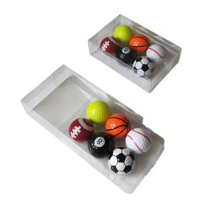 Sports golf ball set