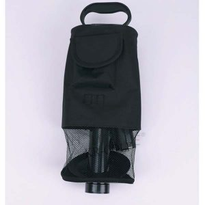 Golf Shag Bag Picker With Nylon Bag