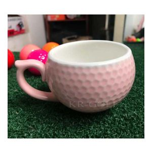 Golf Dimple Pattern Tea Cup